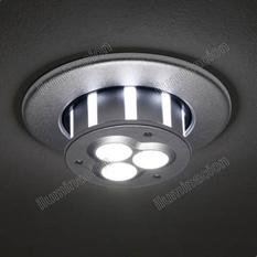 Artelum Iluminación90007WH - Start 3 Efecto Blanco