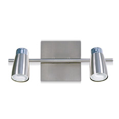Dabor IluminaciónAcero X2 - Acero