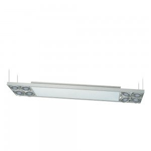 Lámpara Ingenieria Luminica | Fly C - 2233 - 2234 - Colgantes Cardánicos - Col