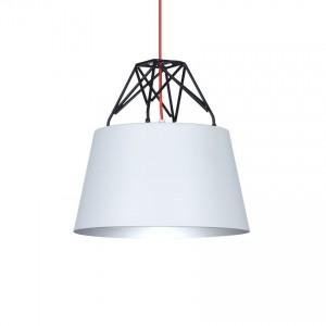 Lámpara Leuk | Ble Blanco - Colgante