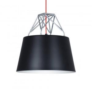 Lámpara Leuk | Ble Negro - Colgante