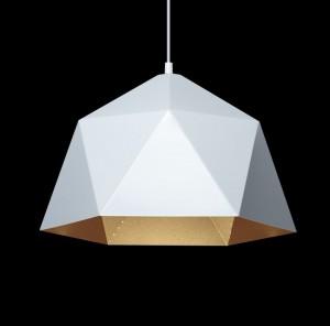 Lámpara Leuk | Charti Blanco - Colgante