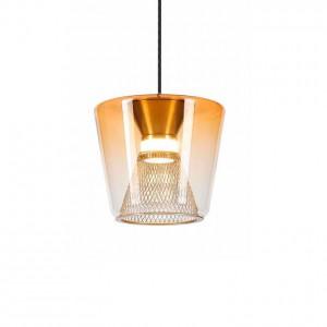 Lámpara Leuk | Design Nima - Nima Naranja - Colgante