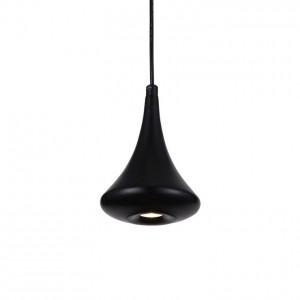Lámpara Leuk | Design Trigón - Trigón Negro - Colgante
