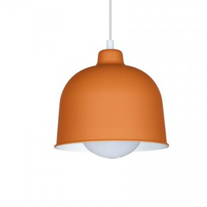 Lámpara Leuk | Fyllo Naranja - Colgante