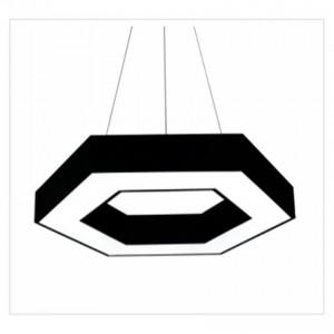 Lámpara Leuk | Kírie Negro - Colgante