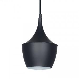 Lámpara Leuk | Lampa Negro - Colgante