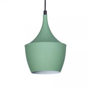 Lámpara Leuk | Lampa Verde - Colgante
