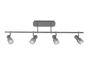 Lomas Lux Sistema 4 luces cabezal 25 platil.