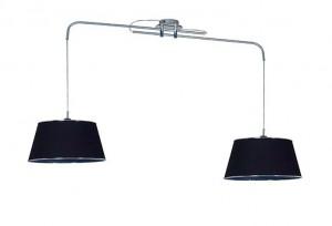 Lomas LuxC600/2 Lienzo Negro