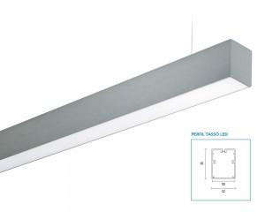 Lámpara Lucciola | Tasso LED - TLG125 - TLG137 - TLG225 - TLG237 - TLG325