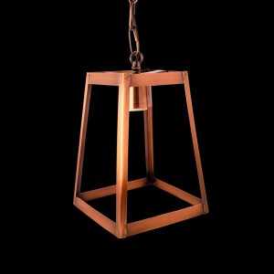 Lámpara Lumipack |  Jaula Cuatro Caras - Colgante