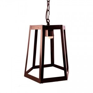 Lámpara Lumipack | Jaula Seis Caras - Colgante