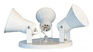 Lámpara Lumipack | Spot de Chapa Escalonado - Aplique
