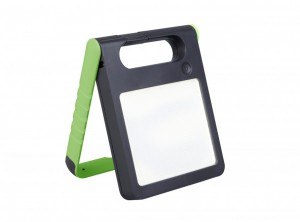 Lámpara Lutec | Lampara Led Con Panel Solar - P9077