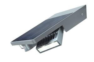 Lámpara Lutec | Luz LED Solar con Detector de Movimiento - P9012