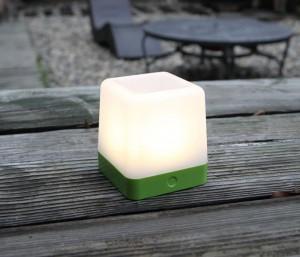 Lámpara Lutec | Luz Solar de Mesa - P9080
