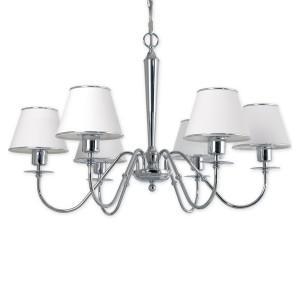Lámpara Luz del Siglo | Tizziana - AR4725-CRYLBW