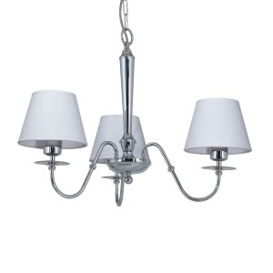 Lámpara Luz del Siglo | Tizziana - AR4725-CRYLEB