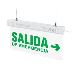 MacroledEMERGENCIA DERECHA - CSL-EME-DER