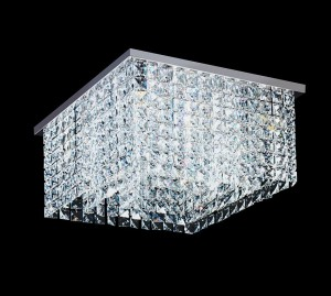 Lámpara Magnalum | Cuadrado Recto - 9000-6 - 9000-4