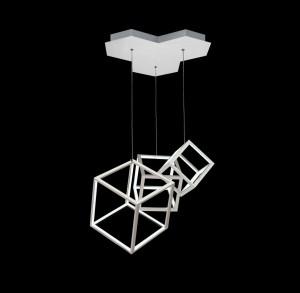 Lámpara Magnalum | Dados - MD5079/3 - Colgante