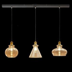 Lámpara Markas Iluminación | Ophelia - M4C-3BD - Colgante
