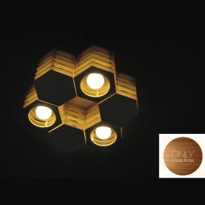 Lámpara Only Cosas Lindas | Hexane 3x6 - Colgante