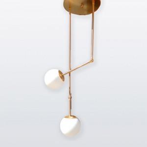 Perfecta IluminaciónBubble Techo - P-76 - Colgante