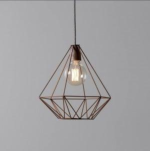 Lámpara Perfecta Iluminación | Diamante - PI0014