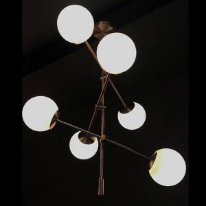 Lámpara Perfecta Iluminación | Epcot con tulipas - P-74 - Colgante