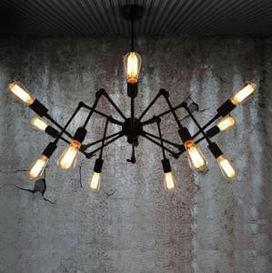 Lámpara Perfecta Iluminación | Spider - PI0098