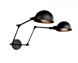 Lámpara Perfecta Iluminación | Trinity 2 luces - P-72 - Aplique