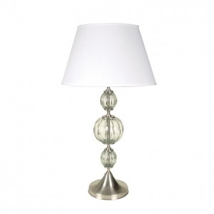 Lámpara Plena Luz | Acero - 4216