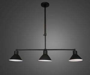 Lámpara Plena Luz | Colgante Balancín Ferro - 5627 - Colgante