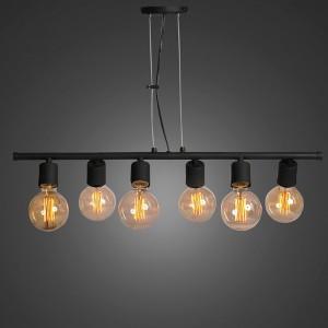 Lámpara Plena Luz | Colgante Balancín Zig Zag - 5620 - Colgante