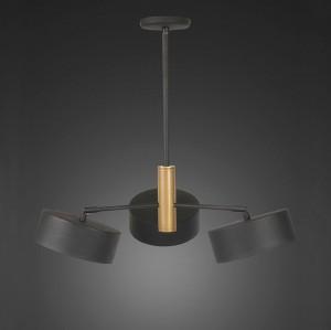 Lámpara Plena Luz | Colgante Tambor - 5606 - Colgante