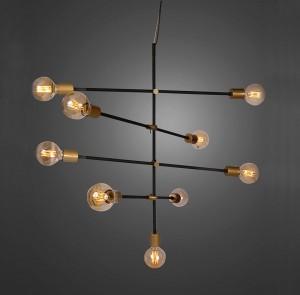 Lámpara Plena Luz | Colgante Thales - 5610