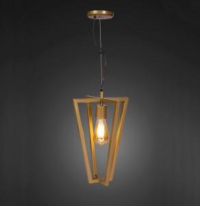 Lámpara Plena Luz | Colgante Trapecio - 5624 - Colgante