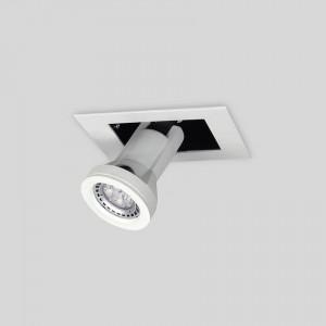 Lámpara Punto Iluminación |  ATRIO BOX DICROLED X1  - EM ATBX H16 1 - Empotrable