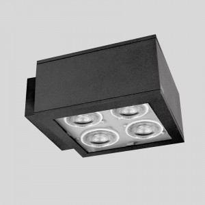 Lámpara Punto Iluminación | APLIQUE 4 LED MONO EMISIÓN - AP NEL 4 LED - Aplique