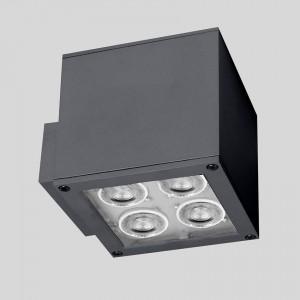 Lámpara Punto Iluminación | APLIQUE 8 LED DOBLE EMISIÓN - AP NEL 8 LED - Aplique