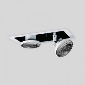 Lámpara Punto Iluminación | ATRIO BOX 111 LED X2 - EM ATBX 111G2 - Empotrable