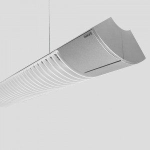 Punto IluminaciónForma LED Louver Blanco - FL FO LED LB 60