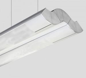 Lámpara Punto Iluminación | Forma LED W
