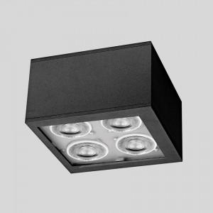 Lámpara Punto Iluminación | PLAFÓN 4 LED - PL NEL 4 LED - Plafón
