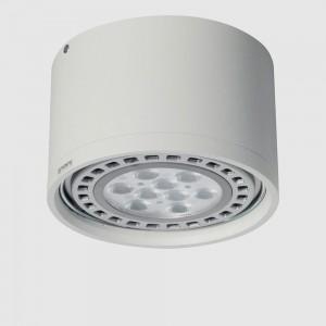 Lámpara Punto Iluminación | Plafón Tuba 111 LED Corto - PL TU 111 GUC