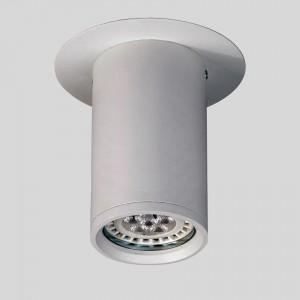 Lámpara Punto Iluminación | PLAFÓN TUBA DICROLED GU10 - PL TU GUC