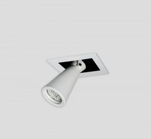 Lámpara Punto Iluminación | Testa Box - EM TBX DIC1 - Empotrable de Techo