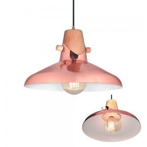 Lámpara Puro Iluminacion | Chipré II - JY6029b-cobre - Colgante